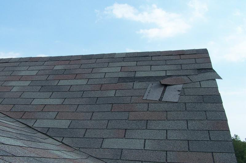 How To Repair Wind Damage Of Roof Shingles 21st Century