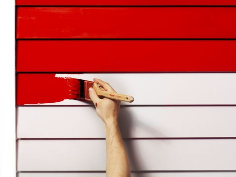 How to paint your home exterior in summer 21st century texas - Temperature for exterior painting ...